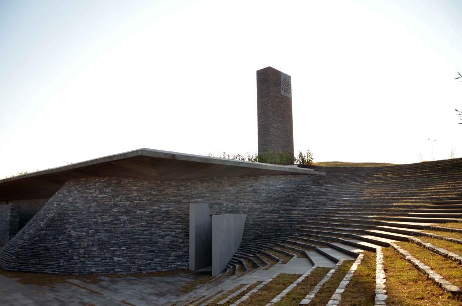 International Award Architecture In Stone