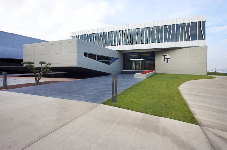 Taegutec Yönetim Binası